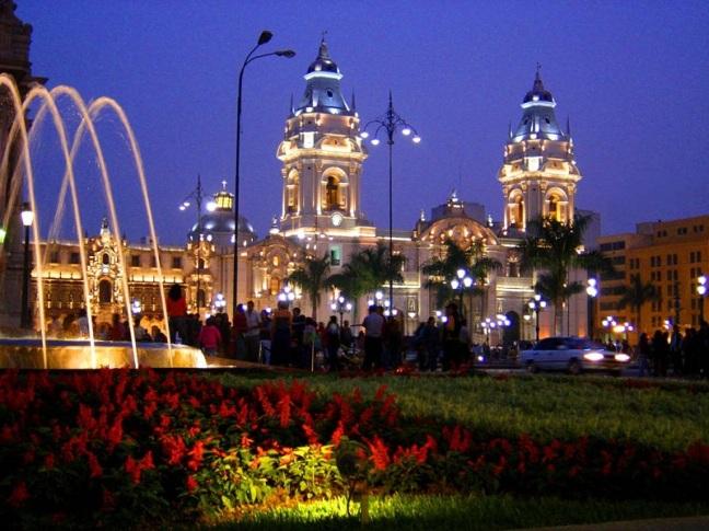 La capital peruana cuenta con lugares imponentes, por lo que es muy visitada.