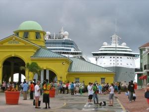Crucero San Kitts Caribe