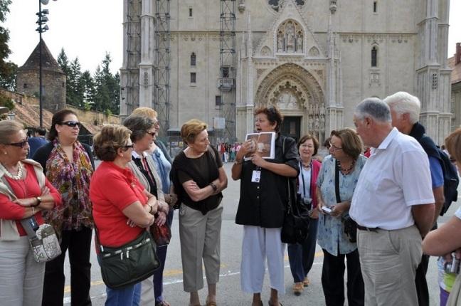 El turista siempre se ceñirá a lo establecido en su itinerario