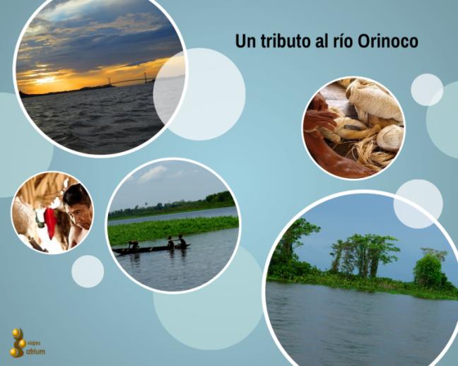 Río Orinoco, Venezuela