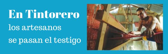 Tintorero, municipio Jiménez, estado Lara