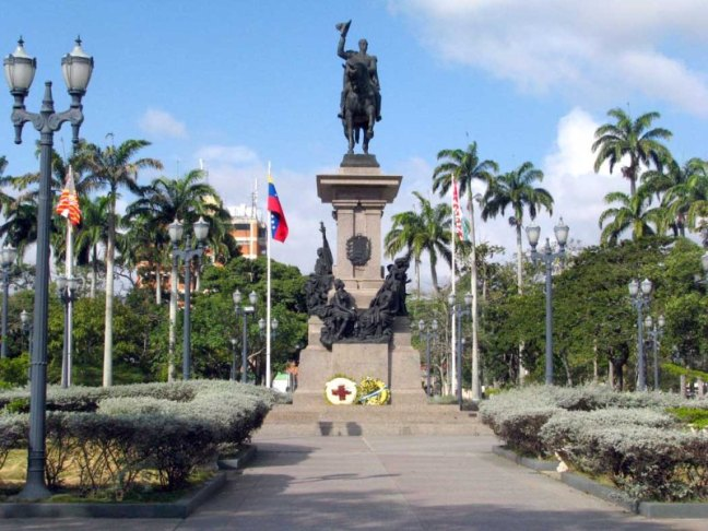 Parque_Ayacucho de Barquisimeto