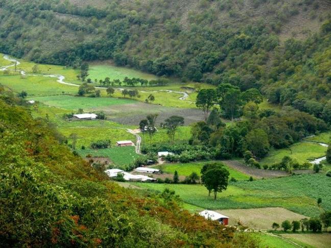 Pueblos del Sur del estado Mérida