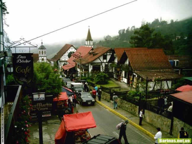 Colonia Tovar: tierra de la fiesta de la cerveza