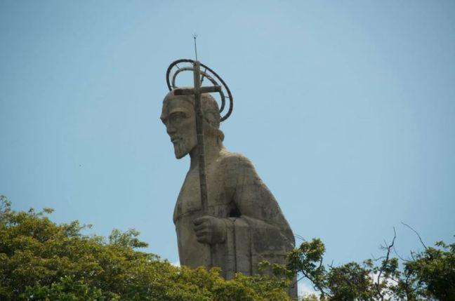 Monumento a San Juan Bautista