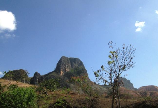 Monumento Natural Arístides Rojas o Morros de San Juan
