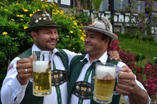 Oktoberfest: fiesta de la cerveza en la Colonia Tovar