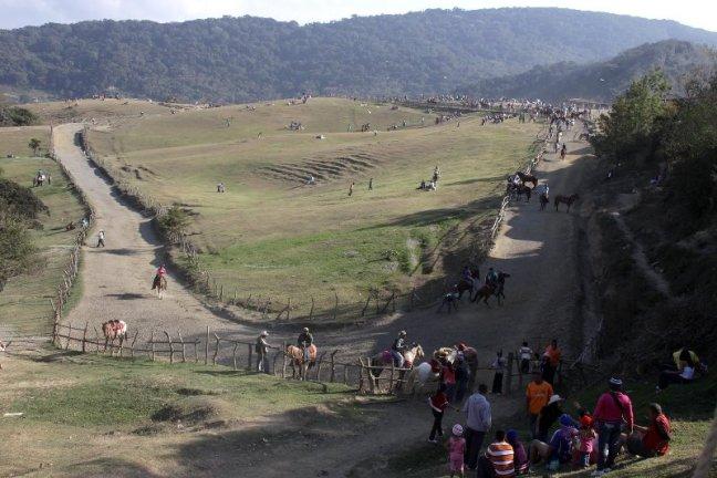 Cubiro, parroquia Diego Losada, municipio Jiménez del estado Lara