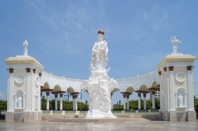 Virgen de la Chiquinquirá