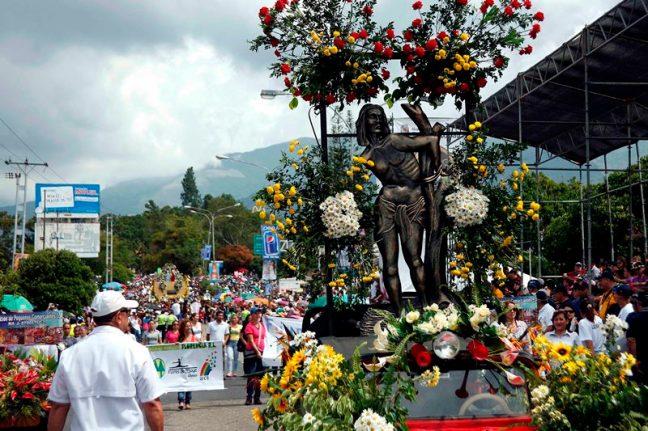 Desfile Feria Internacional de San Sebastian