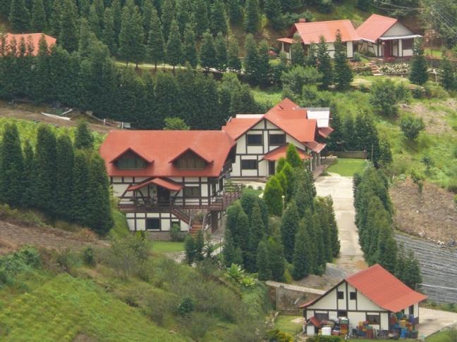 El Jarillo fue fundado por alemanes en los Altos Mrandinos