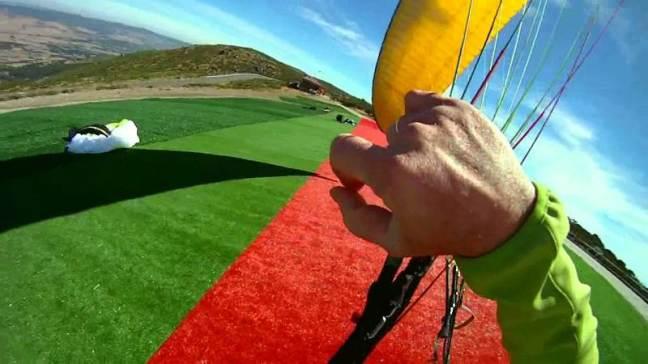 Con este deporte de aventura el hombre también ha alcanzado el sueño de volar
