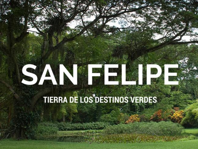 San Felipe: tierra de los destinos verdes