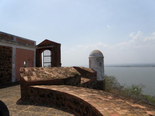 Fuerte Campo Elías o castillos de Guayana