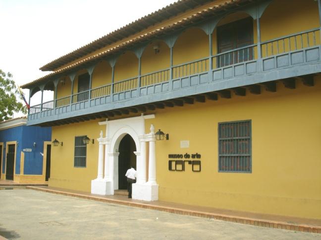 museo de arte de coro (casa  del balcón de los Senior), viajesatrium.com