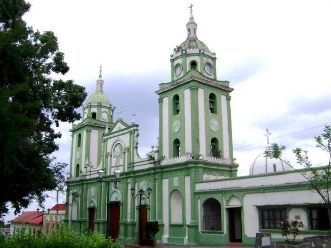 Iglesia de Betijoque, estado Trujillo