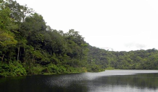Laguna Agua Negra, Bocono, estado Trujillo