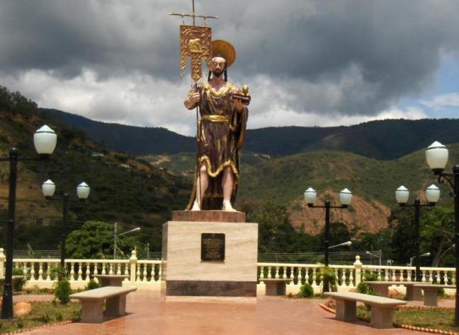 San Juan Bautista, Carache, estado Trujillo