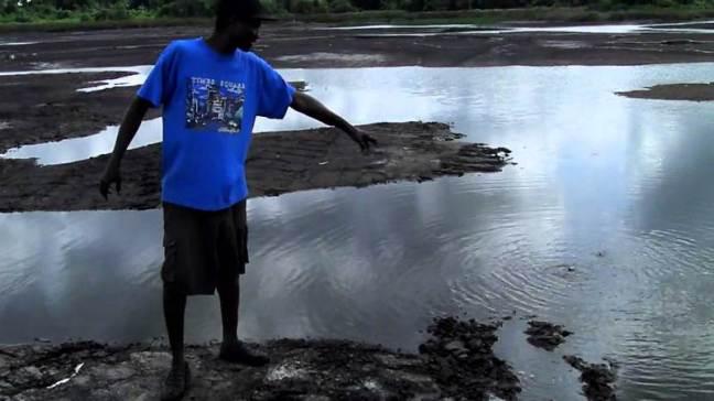 Trinidad y Tobago, Pitch Lake o lago de asfalto