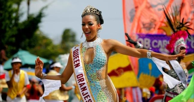 carnaval aruba