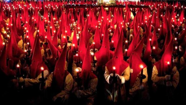 Semana Santa Zamora, España