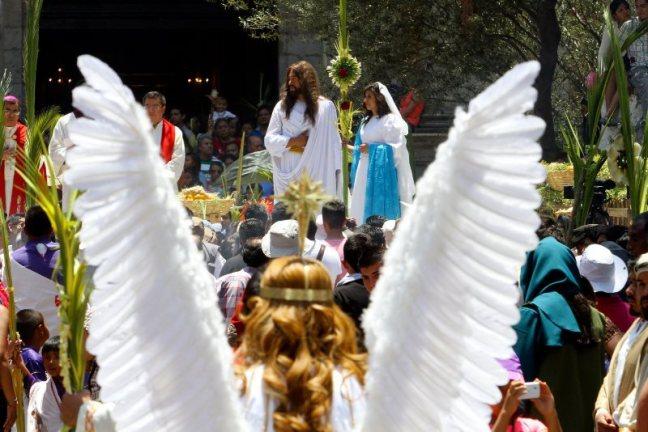 Semana Santa Iztapalapa