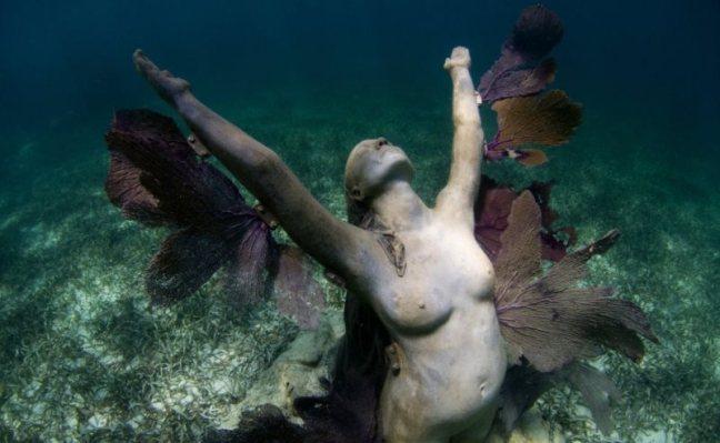 Museo de Arte Subacuático de Cancún (Musa),