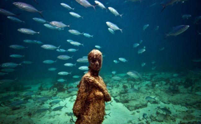 Museo de Arte Subacuático de Cancún (Musa)