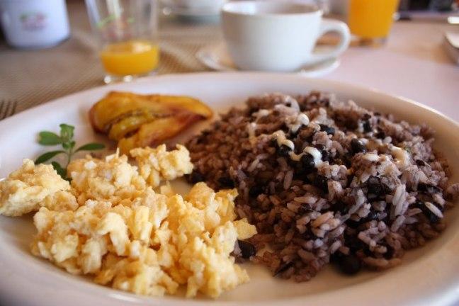 Gastronomía costarricense, gallo pinto
