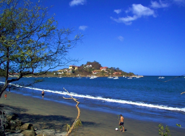 Centroamérica, Costa Rica, playas, deportes acuáticos