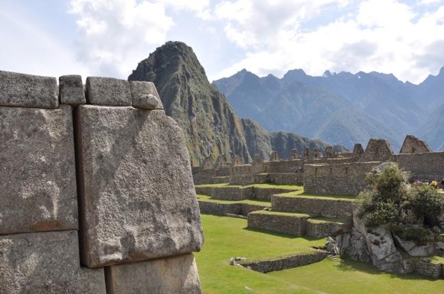 Machu Picchu Montaña Vieja