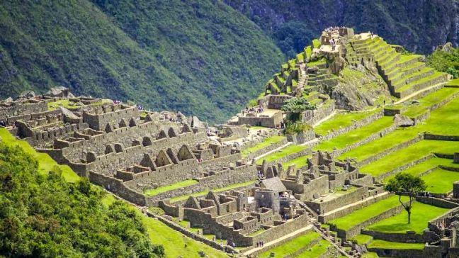 Machu Picchu Cuzco Perú