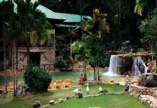 Paraíso Caño Hondo, Parque Nacional Los Haitises, República Dominicana