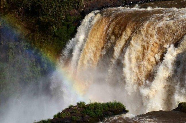 Paraguay, saltos, Monday, Alto Paraná
