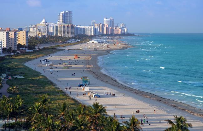 South Beach, Miami, Estados Unidos