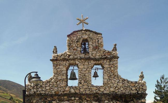 capilla de piedra, merida