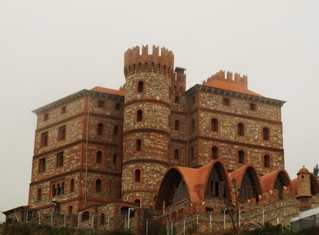 Castillo San Ignacio, Mucuchíes, Mérida