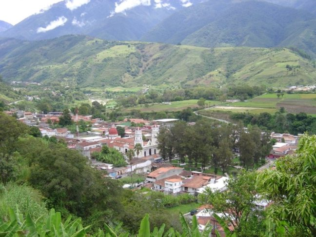 Tabay, páramo merideño, Venezuela