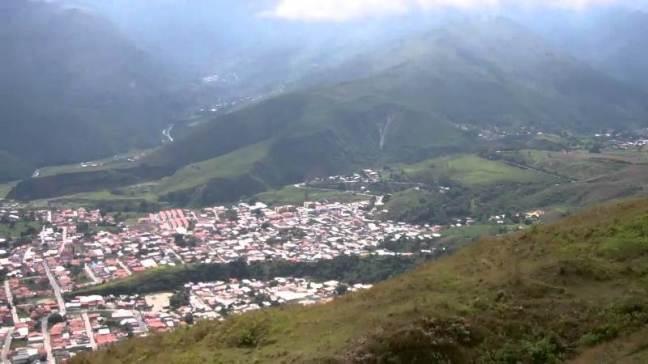 Tovar, páramo merideño, Venezuela